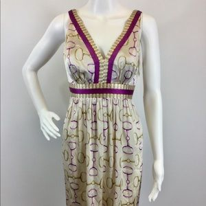🌞 ECI satin dress {B-32}